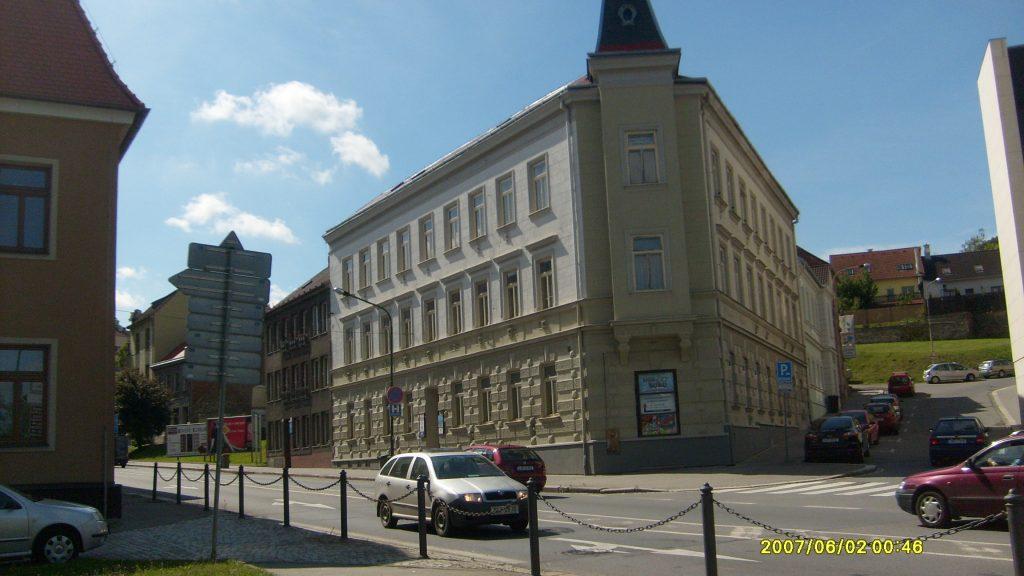 Budova Autoškola CAHA+S, s.r.o., Třebíč